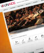 e-motion Launches Website for UNAIDS Middle East & North Africa
