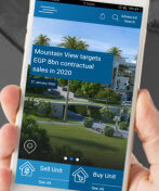 Amlak Launches New Mobile App for Real Estate
