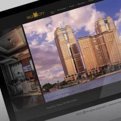 Nile city Towers
