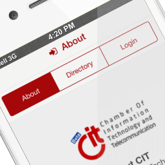 CIT Mobile application