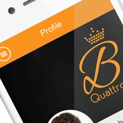 Quattro mobile application