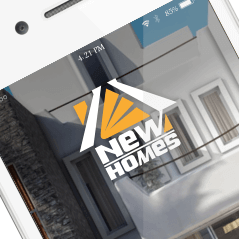 New Homes Mobile Application